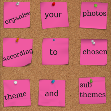 organise photos according to your chosen (1)