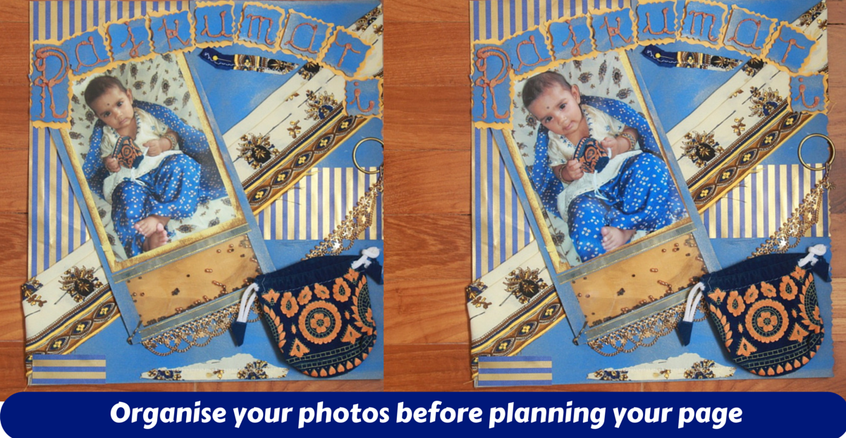 organise your photos